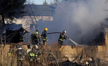 U požaru u bolnici 38 mrtvih - U požaru u bolnici 38 mrtvih