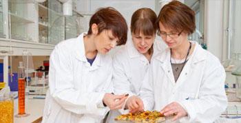 Valjevka u timu genetičara - Valjevka u timu geneticara