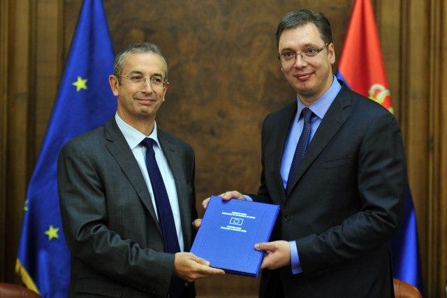 Važan dan za Srbiju i EU - Novi šef odbora za evrointegracije