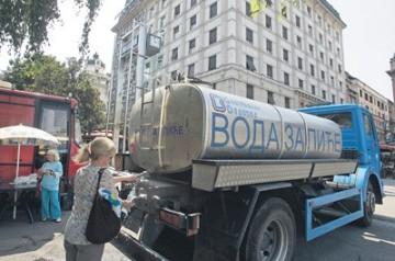 Čačak bez vode, ali stižu cisterne - Čačak bez vode, ali stižu cisterne